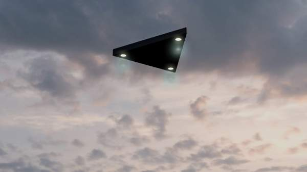 What Are 'Black Triangle' UFOs? - HISTORY