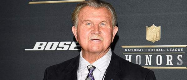 Mike Ditka Says People Who Don't 'Respect' The National Anthem Should 'Get The Hell Out Of' America | The Daily Caller