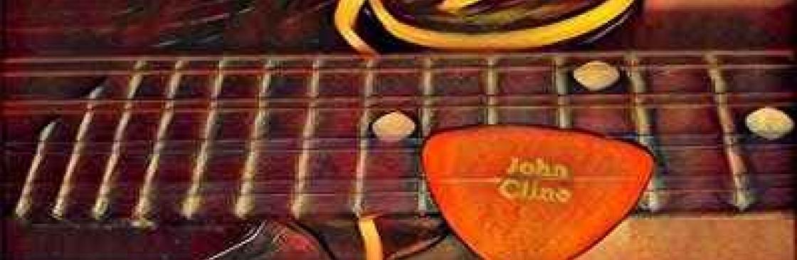 John Cline Cover Image