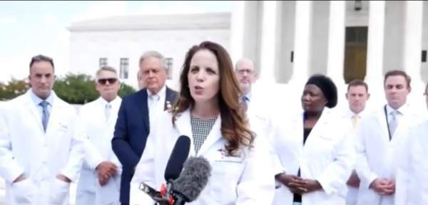 MUST WATCH VIDEO: Facebook, Google/YouTube, Twitter Censor Viral Video of Doctors' Capitol Hill Coronavirus Press Conference  As It Goes Against Global Narrative HERE IT IS  Evans News Report