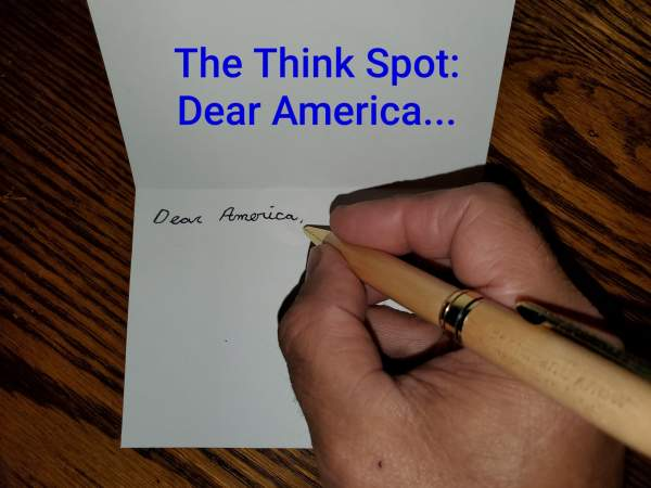 """""""Dear America..."""" - Word of His Mouth"""