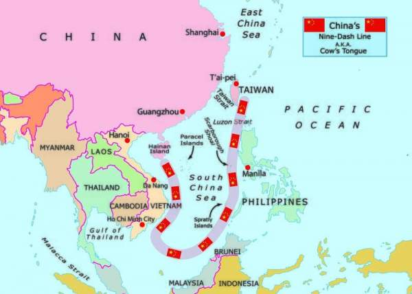 US Rejects Chinese Claim To South China Sea - The Washington Standard