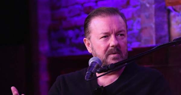 Gervais: 'People Will Call You Hitler if You're Mildly Conservative on Twitter'