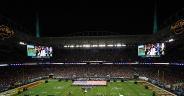 Report: NFL Expected to Play Black National Anthem Before Season Opening Games