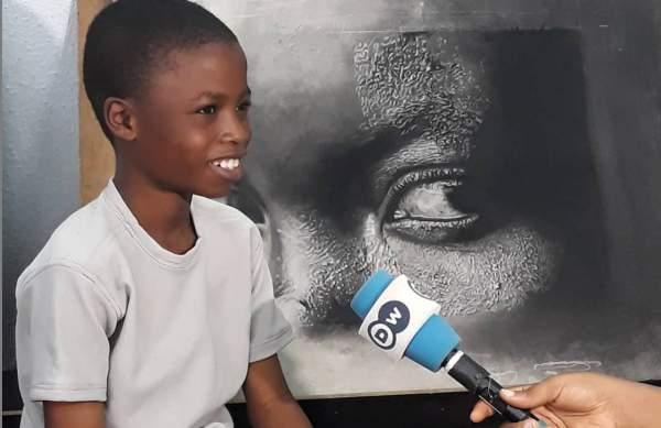 Meet The 11-Year-Old 'Leonardo da Vinci' Of Our Day | God TV