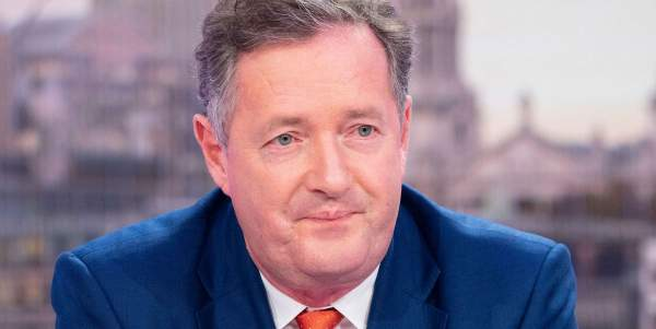 MELTDOWN: Piers Morgan Melts Down After United States Achieves Record Gun Sales
