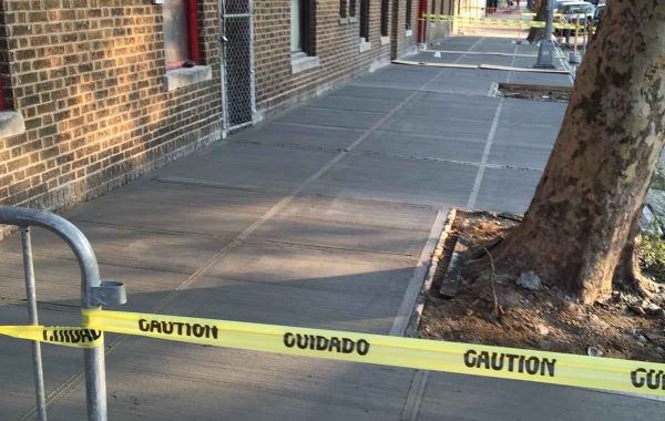 NYC Sidewalk Violation Services by Cost-effective Contractor