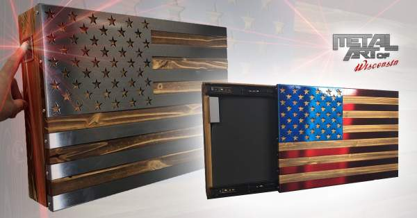 WIN A Freedom Cabinet for Made in America Month!