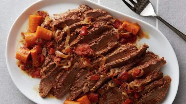 Slow-Cooker Beef Brisket Recipe
