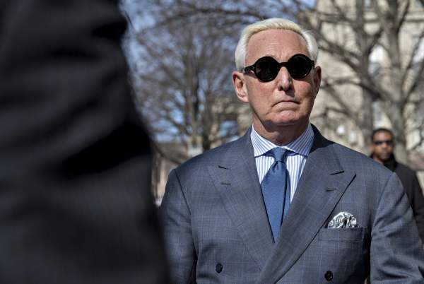 Breaking: Facebook and Instagram Delete Roger Stone's Accounts Leading Up to his Incarceration