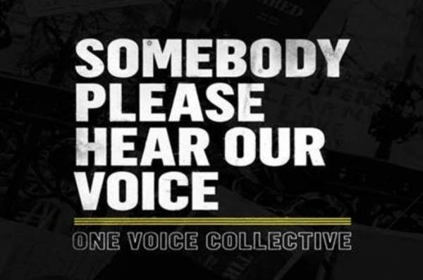 Somebody Please Hear Our Voice! Watch the new music video from One Voice Collective - UK CHRISTIAN