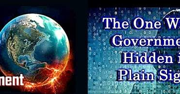 SlantRight 2.0: Satan's World Government
