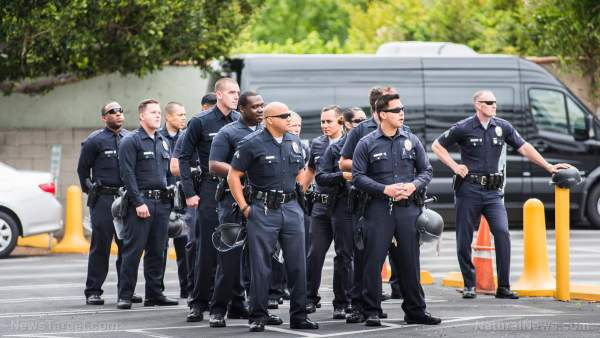 Los Angeles votes to DEFUND the police – LAPD budget reduced by $150 million