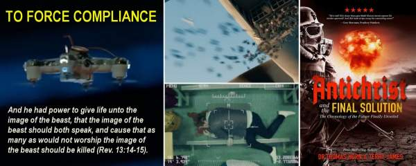 How Antichrist Will Soon Initiate… And Force Compliance To… THE FINAL SOLUTION » SkyWatchTV