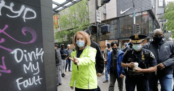 Judge Approves Petition to Recall Democrat Seattle Mayor Jenny Durkan