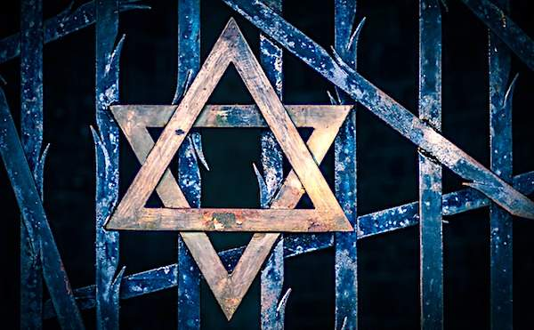 """Twitter is locking the accounts of users who display the Star of David in their profile image or header, deeming it """"hateful imagery."""""""