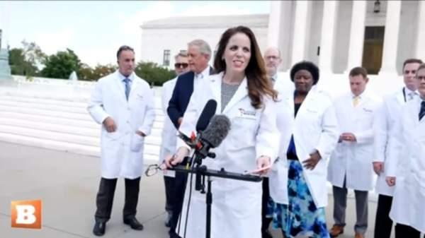 Facebook, Google/YouTube, Twitter Censor Viral Video of Doctors' Capitol Hill Coronavirus Press Conf