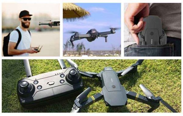 Blade Drone 720 Features and Benefits