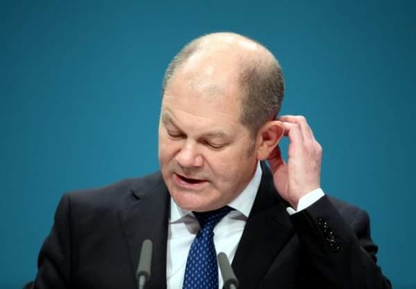 Scholz kündigt Reform der Finanzaufsicht an | Zaronews