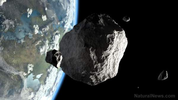Astronomers detect closest asteroid to fly by the Earth six hours too late – NaturalNews.com