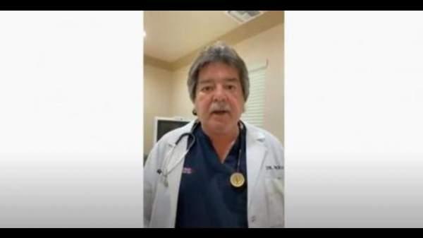 Dr Dareld Morris tells of Covid testing problems in Florida