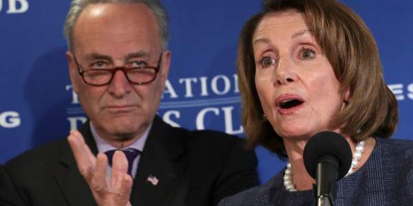 Democrats will take legal action against Trump to stop coronavirus relief executive action: report - TheBlaze
