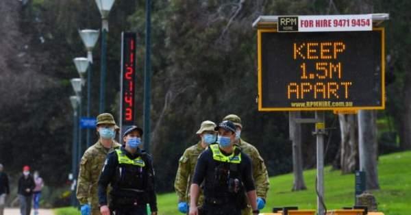 Delingpole: Australian State Goes Full Coronafascist
