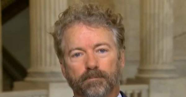 Rand Paul: Threats from DC Mob Were 'F--- You Up,' 'Kill You'