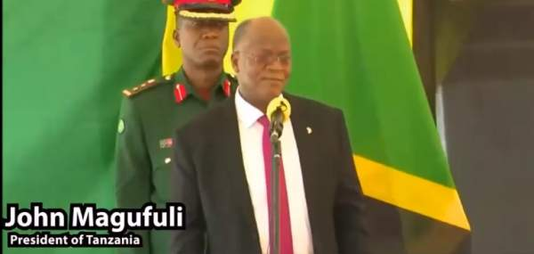 Tanzania's President Exposes Fraudsters For What They Are – Exposes Test Results That Coronavirus Fraud While Using Fruit, Motor Oil and Animals! » Sons of Liberty Media
