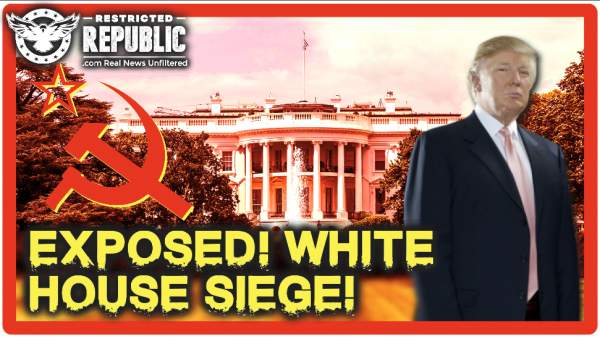 RED ALERT! There's a Plan to Siege The White House Starting Next Month & I Intend To Expose It!   Lisa Haven News