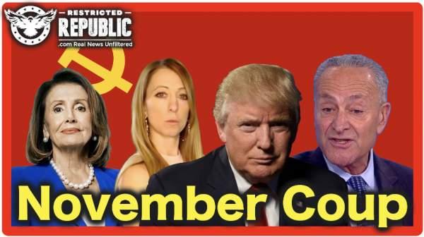 Democrats Plan Political Coup For November! Biden To Seize Control Even If Trump Wins?!   Lisa Haven News