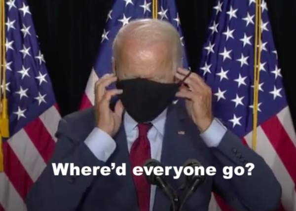 'It's Not About Your Rights' Biden Demands National Mask Mandate – Def-Con News
