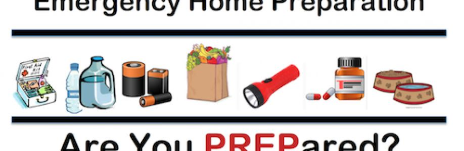 Emergency Home Preparation Cover Image