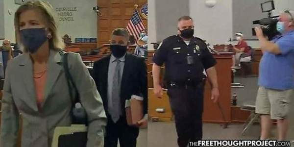 LMPD Top Cops Walk Out Of Meeting - Refuse To Answer Any Questions About Killing Of Breonna Taylor (Video) » Sons of Liberty Media