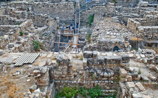 Burnt remains from 586 BCE Jerusalem may hold key to protecting planet | The Times of Israel