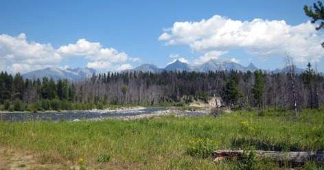 The Huckleberry Hiker: Badger-Two Medicine Protection Act Would Protect 127,000 Acres Near Glacier National Park