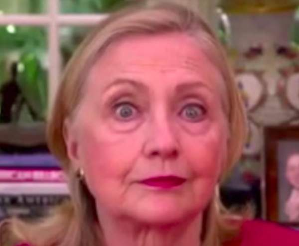 Sore Loser Hillary Clinton Says Trump Won't Exit Gracefully If He Loses – Def-Con News