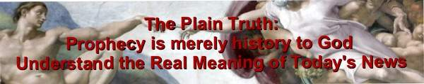 The Plain Truth: Forum