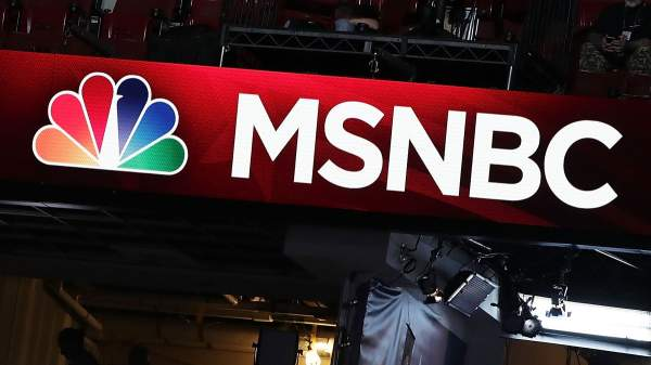 MSNBC Producer Quits: 'This Cancer Stokes National Division,' Facts 'Too Cumbersome' For Audience   The Daily Wire