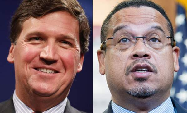 Tucker Carlson Reacts To George Floyd Body Cam Footage, Slams AG Keith Ellison For Refusing To Release It | The Daily Wire