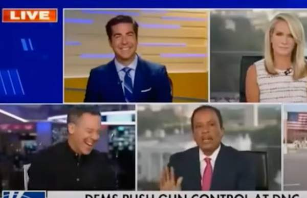 Greg Gutfeld Laughs In Juan Williams Face After He Compares Antifa Violence to