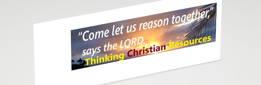 Thinking Christian Resources Cover Image
