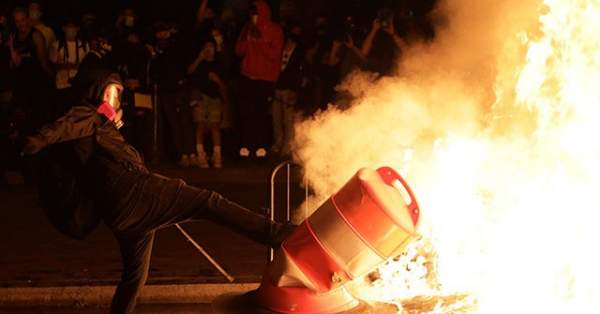 Nolte: BLM Riots Are Most Costly Manmade Damage to U.S. Property Ever