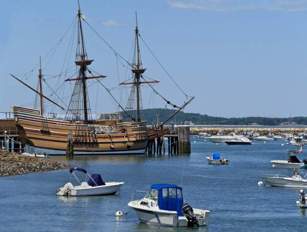 Mayflower 2020 - Celebrating 400 Years since the sailing of the Pilgrim Fathers - UK CHRISTIAN