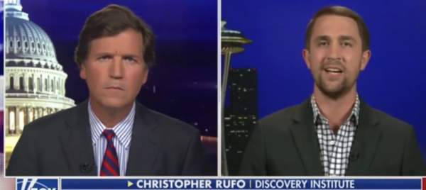 Journalist Tells Tucker Carlson That The Government Must Stop 'Destructive' Critical Race Theory Indoctrination | The Daily Caller
