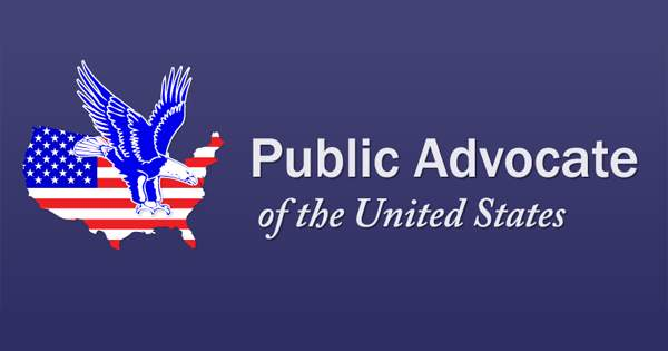 Public Advocate of the U.S.: defending American family values