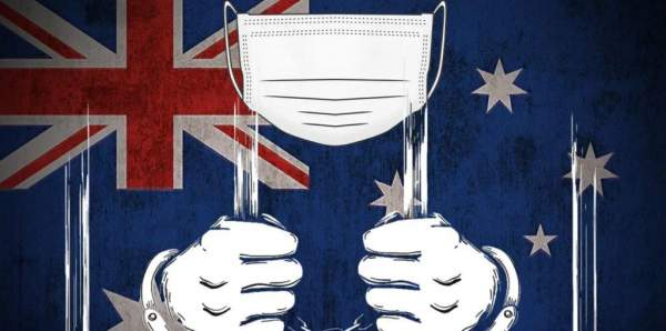 Three More Arrested In Australia For Making Anti-Lockdown Posts Online - The Washington Standard