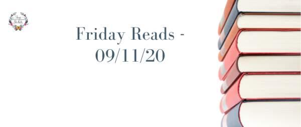 Friday Reads – 09/11/20 – Toni Shiloh