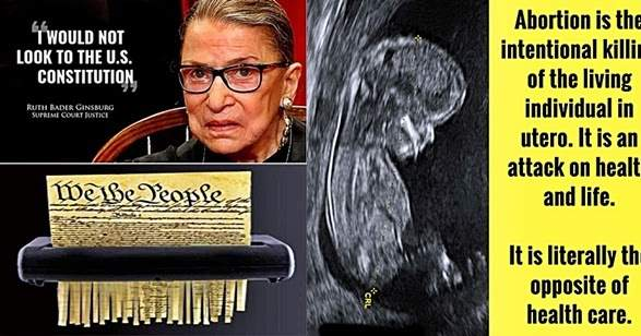 SlantRight 2.0: I Shed No Tears For Notorious RBG