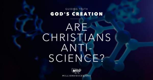 Are Christians Anti-Science? - Acts 20:28 Pastors